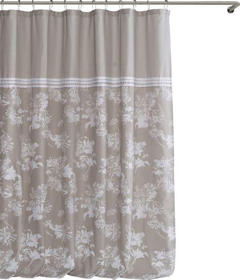 farmhouse shower curtain kensie clara shower curtain farmhouse shower curtains