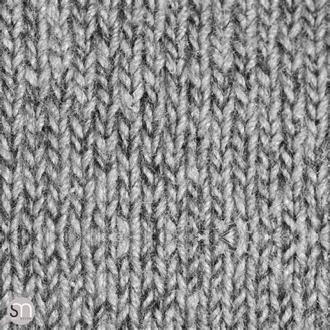 grey knit sweater peel stick realistic texture