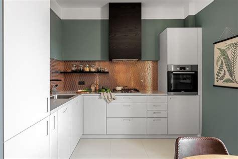 copper kitchen tiles 20 copper backsplash ideas that add glitter and glam to 2583