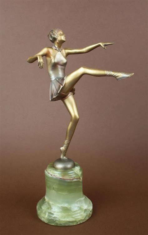 deco bronze figures viennese deco bronze figure by joseph lorenzl 1920s for sale at pamono
