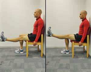 knee exercises live well nhs choices
