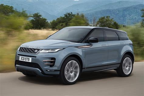 Land Rover Range Rover Evoque 2019 by 2019 Range Rover Evoque Price And Features Revealed