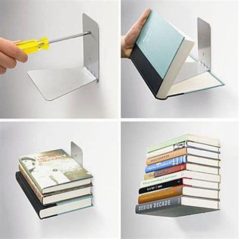 Book Bookshelf by Floating Bookshelf Ippinka