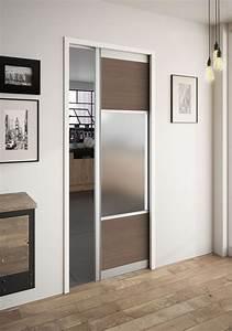 Prix Porte Galandage : porte galandage des portes coulissantes belles et ~ Premium-room.com Idées de Décoration