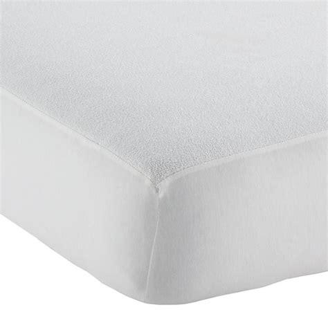 crib mattress pad waterproof crib mattress pad the land of nod
