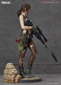 Metal Gear Solid V: The Phantom Pain - Quiet 1/6 Scale ...  Quiet