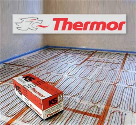 plancher chauffant lectrique le produit plancher chauffant avec c 226 bles chauffants