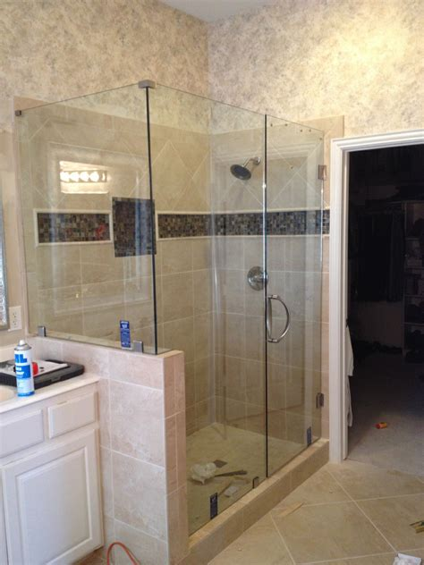glass shower enclosures for better relaxing space traba