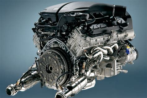 Bmw V10 Engine by Il Motore Bmw V 10 By Motorsport