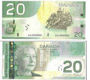 Coins and Canada - Special serial number banknotes ...