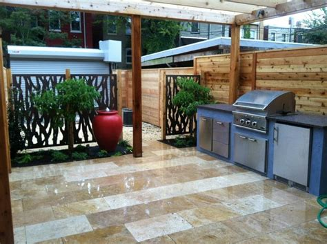 backyard kitchen design 25 outdoor kitchen designs that will light up your grill 1445