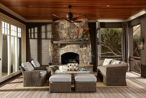 Casual Classic Southern House by Casual Classic Southern House Porch Ceiling And
