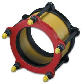 romac 501 coupling for sewer