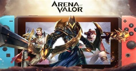 arena  valor switch software updates latest ver