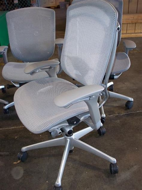 used office chairs teknion contessa task chair at
