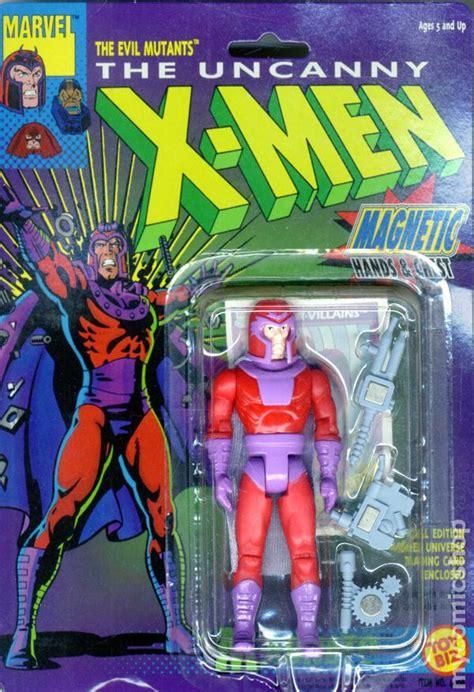 uncanny  men action figure  toy biz comic books