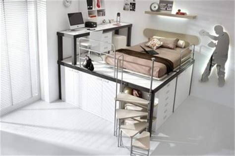cool beds for teenagers cool bunk beds home design inside