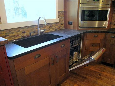 Soapstone Countertop Maintenance - honing in on home improvement