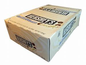 Hersheys Cookies and Cream Milk Chocolate Bars, and other ...