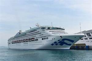 Sea Princess emerges with new livery, luxury beds and more