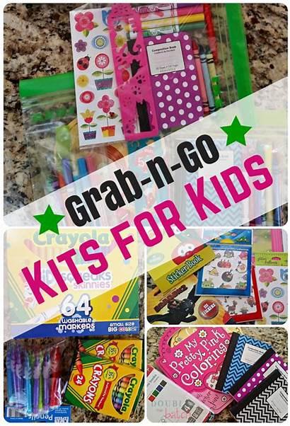 Kits Diy Grab Craft Travel Activity Activities