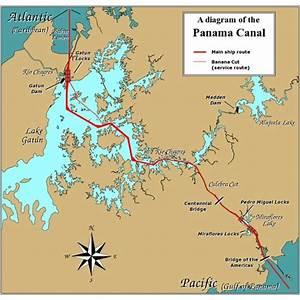 A Trip Through The Panama Canal