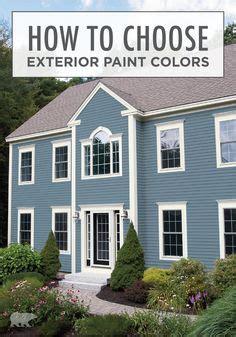 unique exterior house paint colors