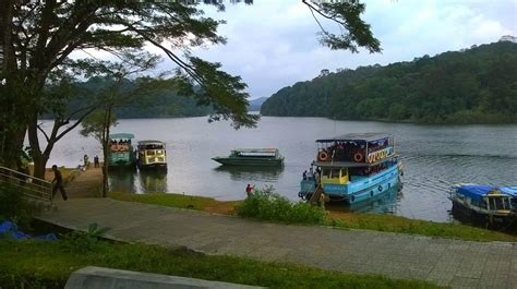 The Boating by Boating On Periyar Lake Yatramantra
