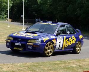 Autos A Escala  Subaru Impreza 1996 Rally