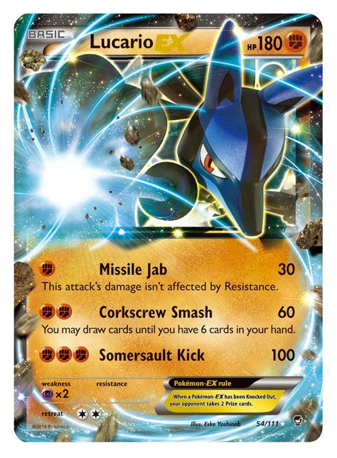 Mega Pokemon EX Cards