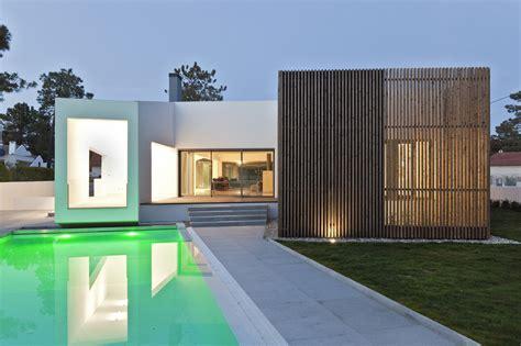 Modern Minimal Homes To Inspire You : House In Vale Bem / Espaço A3
