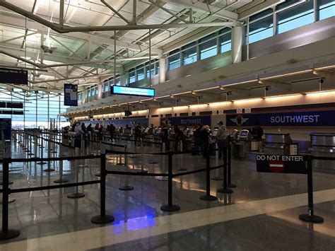 Chicago Midway Airport South West Terminal
