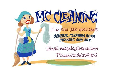 Residential & House Cleaning Business Flyer Examples