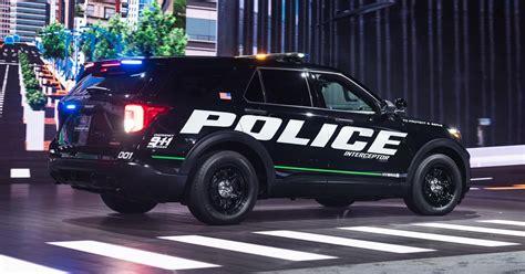 ford explorer based police interceptor utility