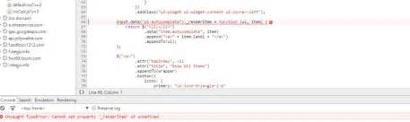 jquery console log javascript conflicting jquery scripts stop page from