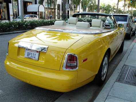 rolls royce phantom drophead coupe    times