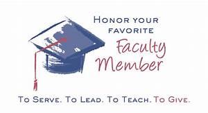 Honor Your Favorite Faculty - Touro University, California
