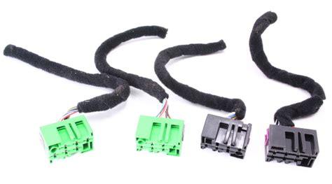 Dash Switch Button Wiring Plugs Pigtails Passat