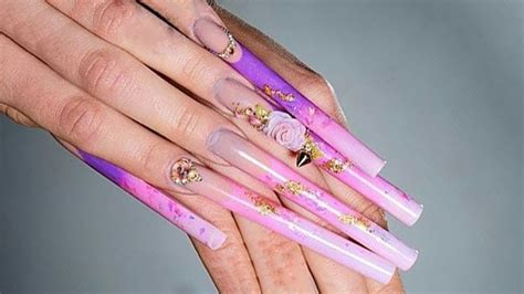 New Nail Arts 2018 💜 Top Nail Art Compilation #37 💜 The