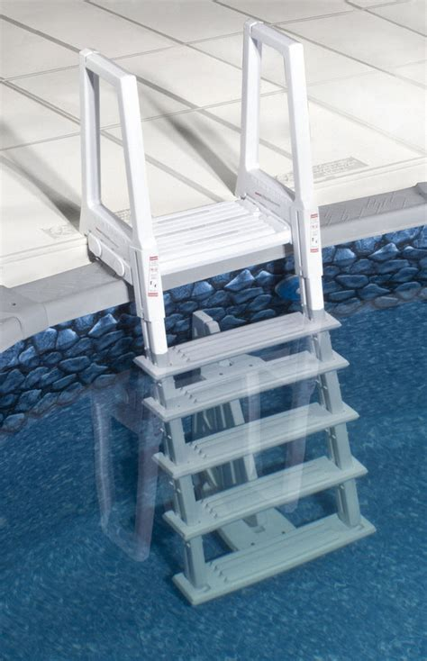 New Strong & Sturdy Pool Ladder Steps For Above Ground