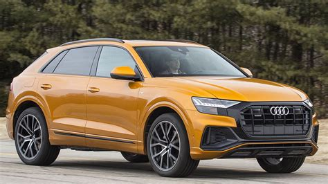 2019 audi q8 is sleek luxurious and appealing consumer
