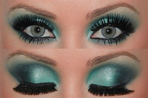 ready  prom    hot makeup