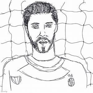 Gianluigi Buffon  U2190 A Other Speedpaint Drawing By