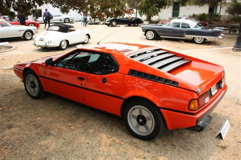 1981 Bmw M1 Review