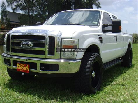 ford   lariat crew cab  diesel
