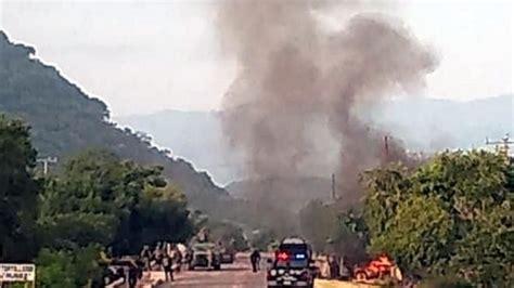 Matan a 14 policías en Michoacán - El Mañana de Nuevo Laredo