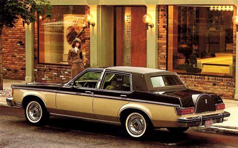 1979 Lincoln Versailles | Alden Jewell | Flickr