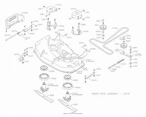 Dixon Speedztr 38  2005  Parts Diagram For Mower Deck