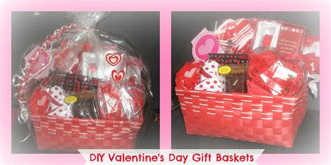 how to make a day gift how to make a valentine s day gift basket from the dollar store gift basket package youtube
