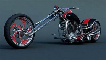Chopper Wallpapers Custom Motorcycle American Harley Motos